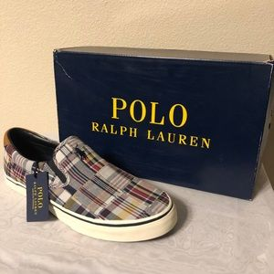 Polo Shoes, Thompson Patch Work
